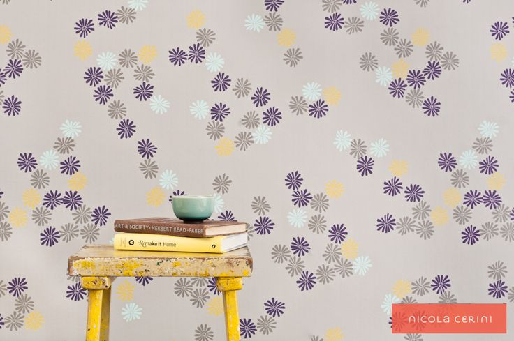 Minnie Daisy Sea Wallpaper, www.nicolacerini.com