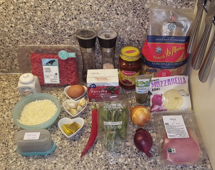 Geïnspireerd door een gevulde pasta schelpen recept in de slowcooker groep op Facebook heb ik mijn geheel eigen recept ervan gemaakt naar mijn eigen smaak.              Benodigdhed