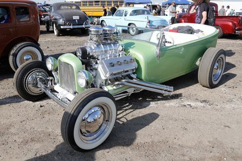 Vintage Hot Rod Race Cars | ... Hot Rod Reunion – Hot Rods, Rat Rods, Old Race Cars In The Grove