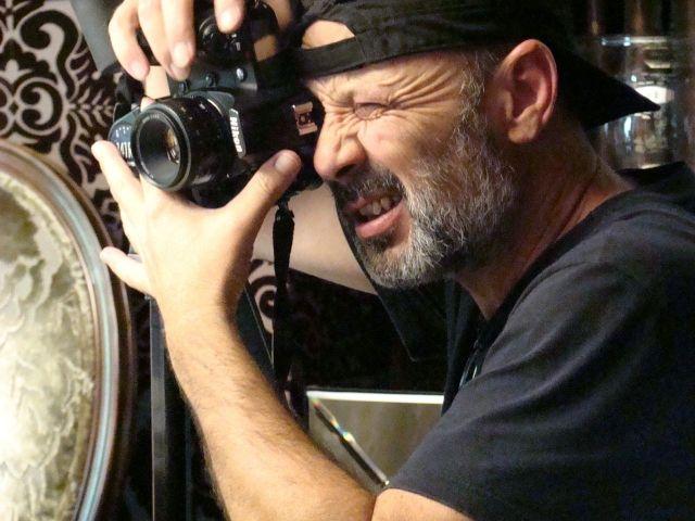 João Ricardo, o guru da fotografia gastronômica