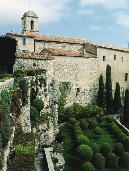 Château de Gourdon - France