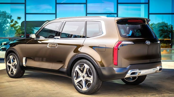 2019 Kia Telluride Inside The Brand New Luxurious Suv Of Kia Is Right Here To Struggle Fight Interior Kia Luxury Suv Tellur Luxury Suv Suv New Suv