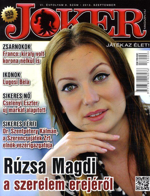 Rúzsa Magdi (2013.09.) #RuzsaMagdi