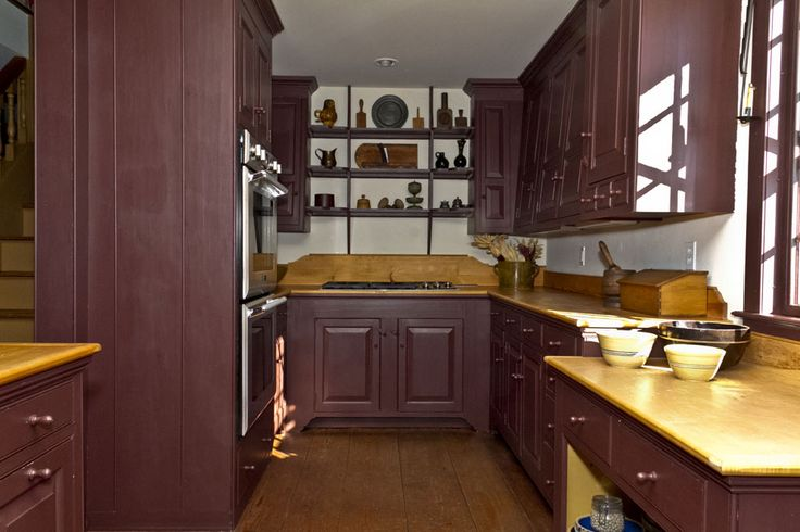 Colonial Kitchens - Peropd Authentic Colonial Kitchens by Sunderland Period Homes