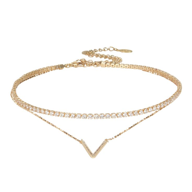 Ras-de-cou en métal, d'Aldo - Shopping mode: 34 bijoux pour les fêtes