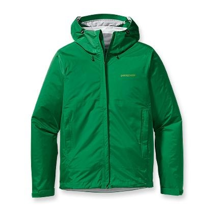 This waterproof/breathable hard shell rain jacket will come in handy for those wet summer days! Patagonia has done excellent work in becoming a responsible company. For more products and tips on living sustainably and ethically this spring & summer, download our free e-catalog! www.live58.org/ethical-catalog