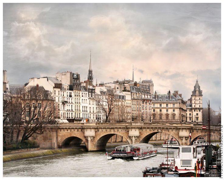 Фото Елены Ануфриевой, Париж