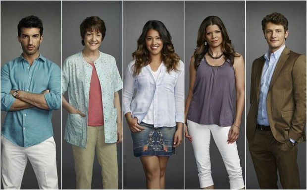 jane the virgin cast | Jane-The-Virgin cast vertical