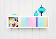 Ikea hack! DIY Colour Block Cabinet, by Say Yes to Hoboken