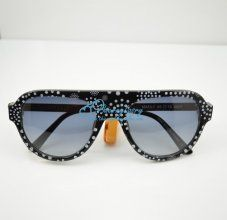Thierry Lasry Madly 4601 Black Spotted Frames Sunglasses