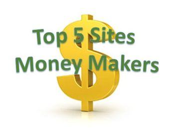 Top 5 Sites Money Makers Online Surveys Games Watch Video #surveys #online income
