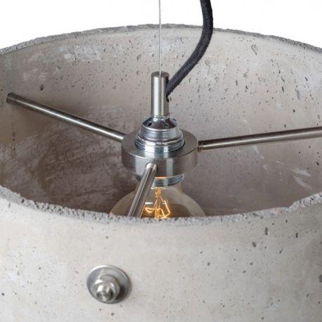 Lampa Talma to wyjątkowy model z betonowej serii wiszącego oświetlenia. Wyróżnia ją stylowy design, który jednocześnie spełnia funkcję oświetlenie wnętrza. http://blowupdesign.pl/pl/15-lampy-betonowe-gipsowe-industrialne-loft-design #talma #lamps #hanginglamps #concrete #concretestyle #loftdesign #industrialdesign #design #homelighting #lighting #lightingstore #lampazbetonu #lampaloft