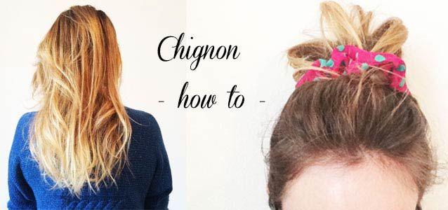 Chignon spettinato e morbido, #tutorial veloce #beauty #howto http://paperproject.it/beauty/blonde-suite/chignon-spettinato-tutorial/