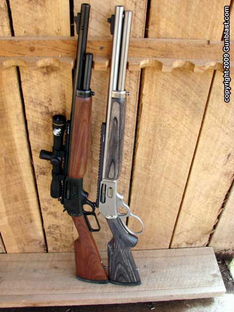 leaver action 4570 rifle | Marlin's New 1895 SBL .45-70 Lever Action Rifle. I want one of these.