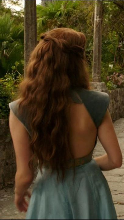 GoT: Margaery Tyrell costume