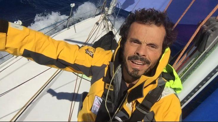 Gaetano da Italia per il girodelmondo - soloroundthegloberecord  Scatto del 1 dicembre  2016