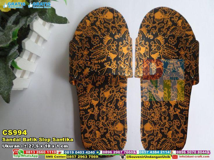 Sandal Batik Slop Santika Telp/SMS/WA: 0813.2660.1110 (Telkomsel) 0857 4384 2114 (Indosat) 0896.296.77.660 (Tri) 0819.0403.4240 (XL)  PIN BBM: 59E 8C2 B6. WA/ SMS Center: 0857.2963.7569  #SandalBatik #TokoBatik #souvenirPernikahan