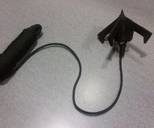 how to make spy grappling hook