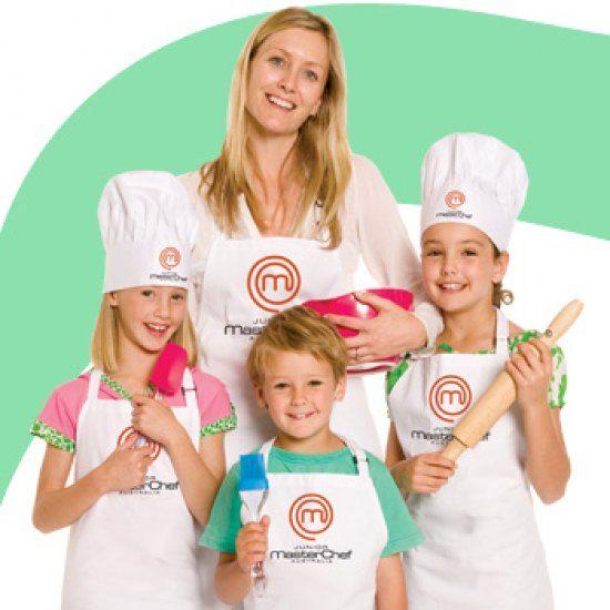 Buy Junior MasterChef Apron and Hat Set online in Australia - http://www.kangagadgets.com/buy-junior-masterchef-apron-and-hat-set-online-in-australia/ #Australia #gifts #gadgets