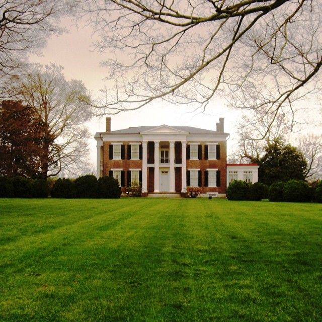 10 Best Images About Antebellum Homes In Tennessee On