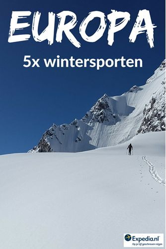 5x Wintersporten in Europa || Expedia Insider Tips