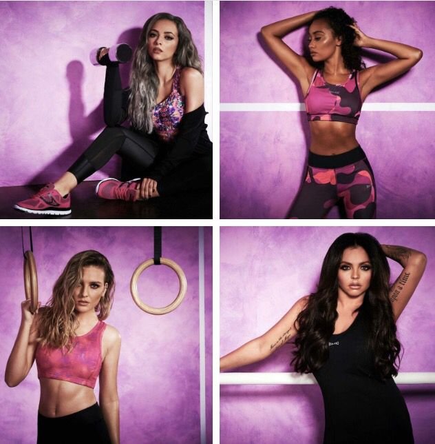 Little Mix for USA pro- UK