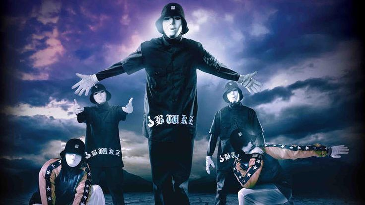 Jabbawockeez at Halloween Horror Nights Hollywood