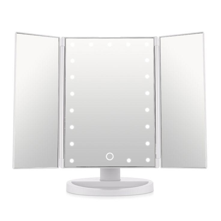 1000 Ideas About Lighted Vanity Mirror On Pinterest Diy