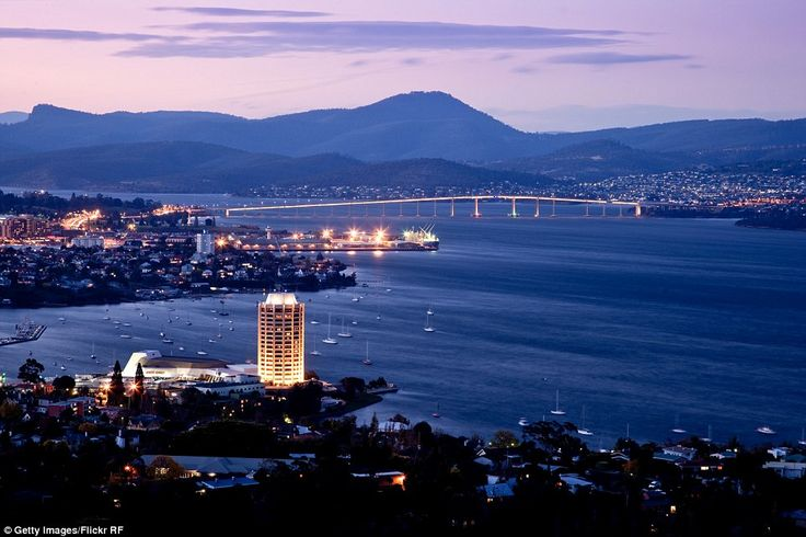 Hobart, the waterfront capital and most populous city is Tasmania, was described by Lonely...