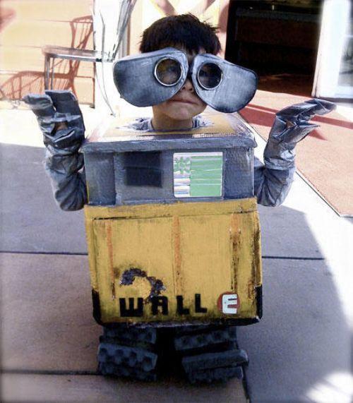 WALL-E kids Halloween costume