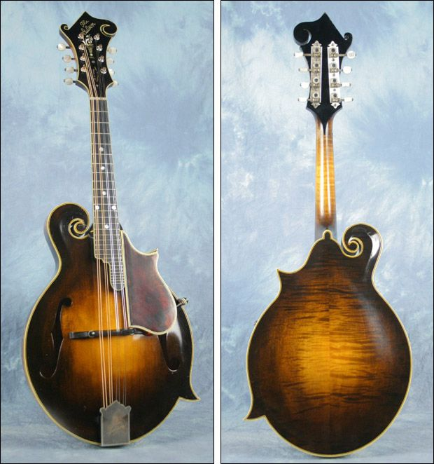 It drives me to distraction that people who deify these things and don't get them in playable condition and play them. They are brilliant instruments. ~ Chris Thile