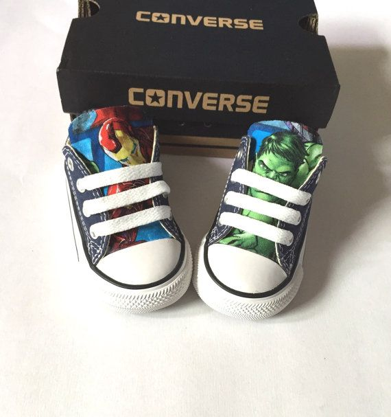 Avengers shoes for kids