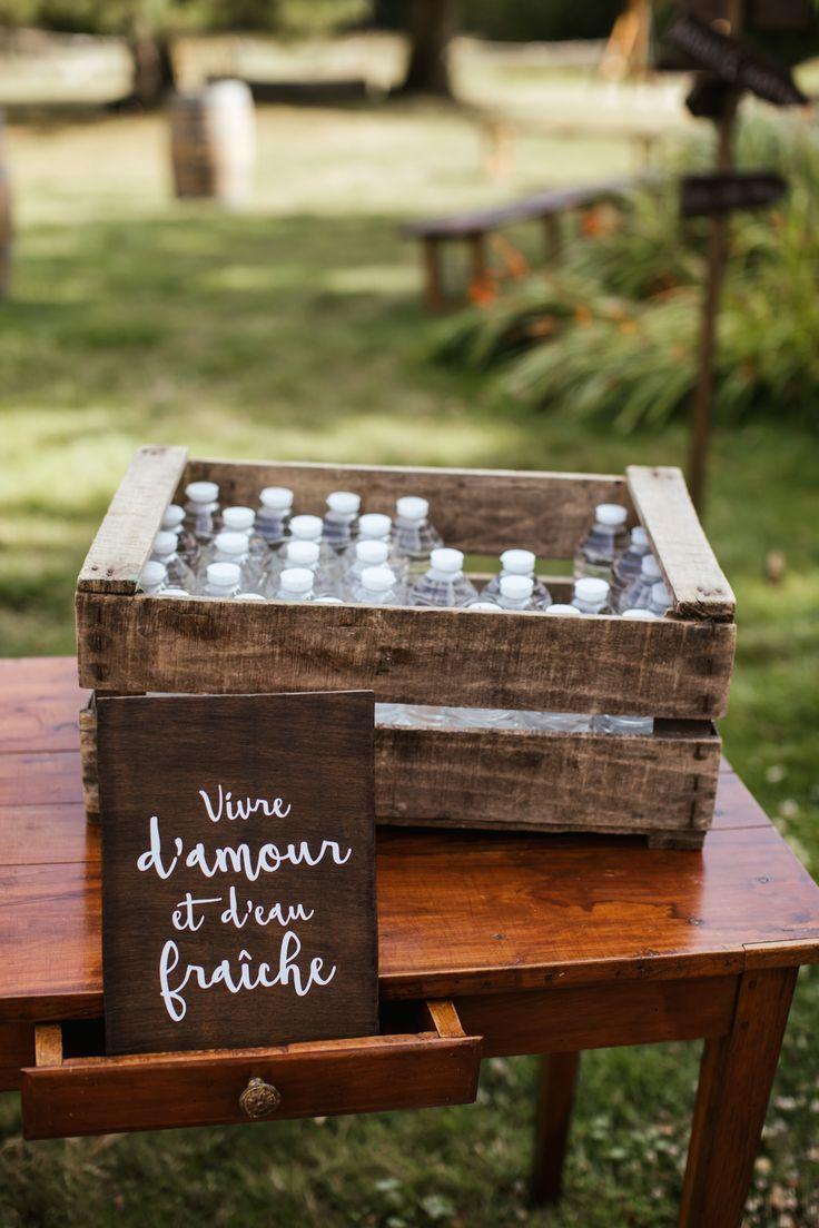 Country Wedding • O Bonheur des Dames, wedding designer in Nantes, Angers  #bo…