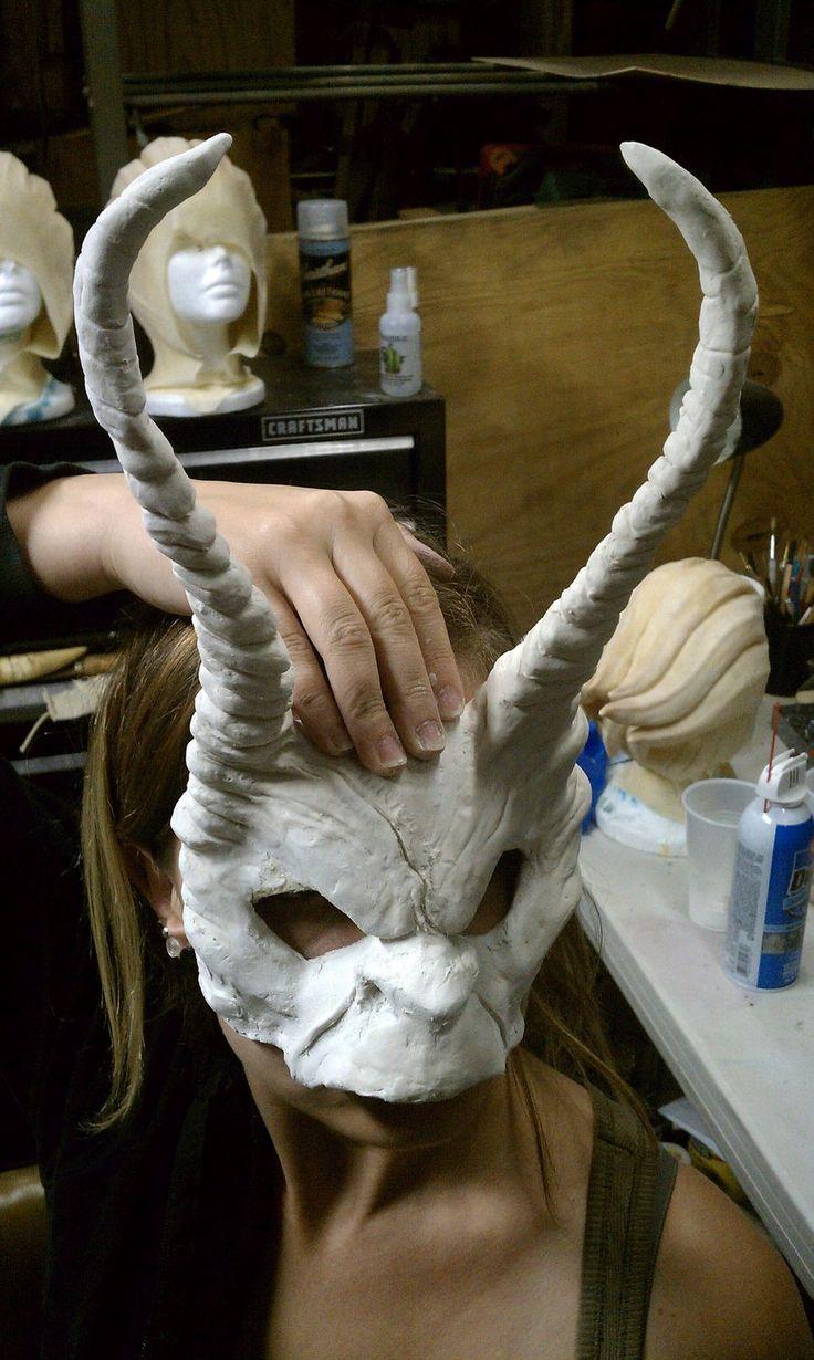 Labyrinth of Jareth- Replica mask by Terra-fen.deviantart.com on @deviantART