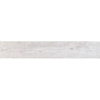 Lama in PVC white pecan legno rovere chiaro 91 x 15 cm