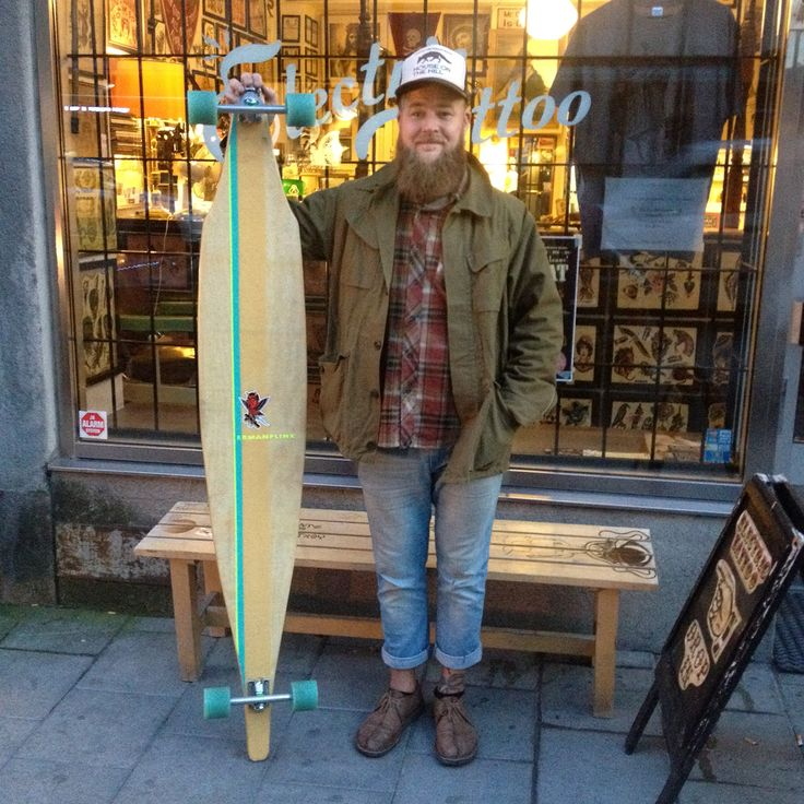Ermanblixt megaboard backside #longboard #cruiserboard #ermanflink #ermanblixt #handmade #woodcraft #megaboard #skateboard #buildalongboard