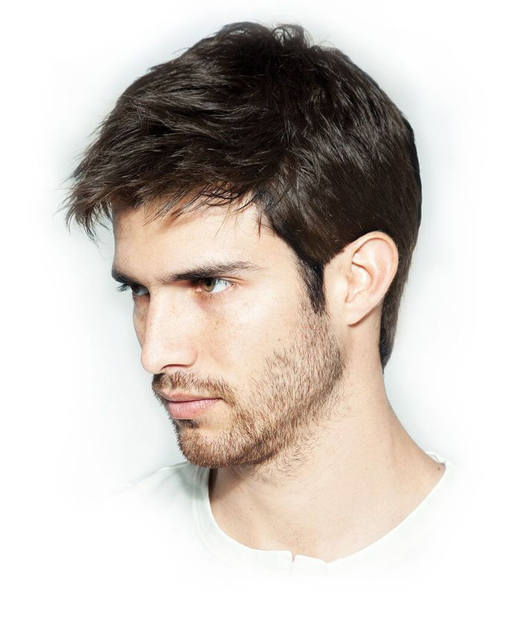 Sexy hair style for men pictures