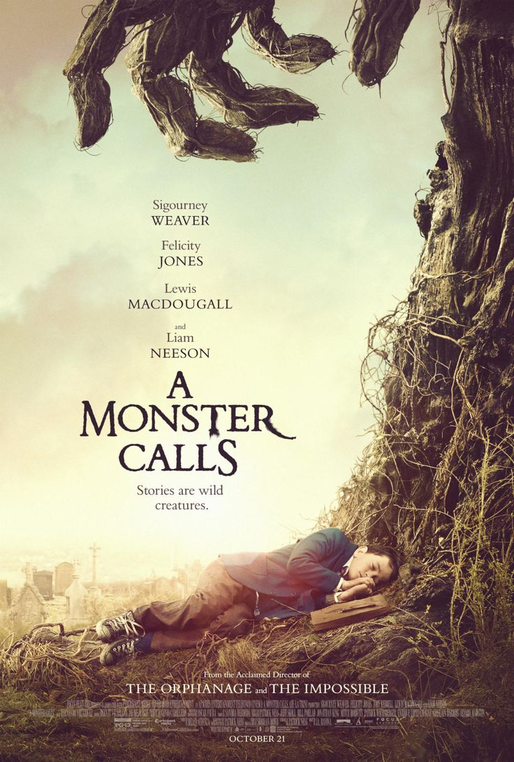 A Monster Calls 2016 Movie