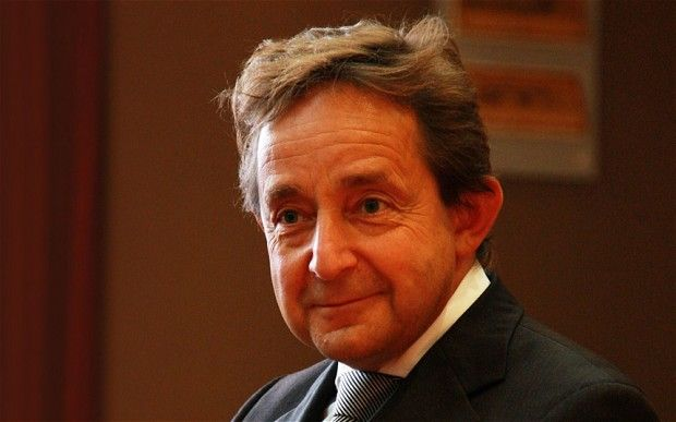 Dr Anthony Seldon, one of Britain's most high-profile headmasters