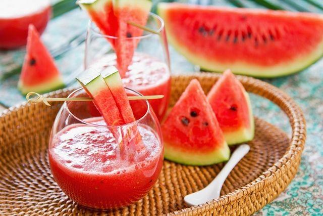 Chá de sementes de melancia para hipertensão