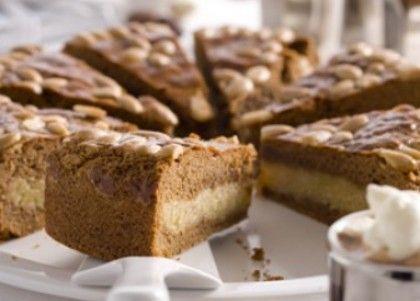 Recept: speculaastaart #sinterklaas