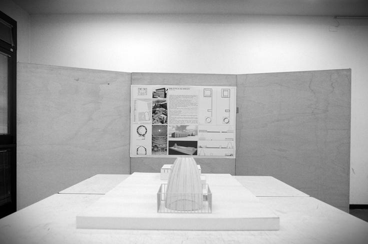 Laboratorio di Progettazione dell'Architettura I Corso Prof.Mauro Alpini. Studentessa: Nil Kokulu.