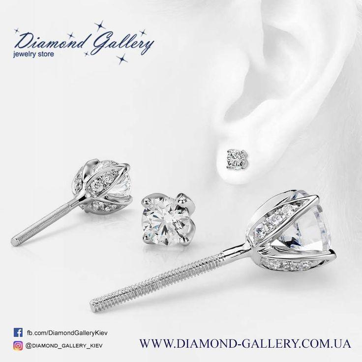 Когда любовные отношения начинают портиться, мужчине,  чтобы они не испортились окончательно, нужно успеть подарить бриллианты 😉😉😉    http://diamond-gallery.com.ua/?utm_source=facebook тел. (044) 227-43-31