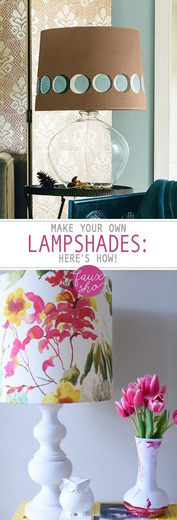 Best 25 lampshades ideas on pinterest decoupage lamp for How to make a lampshade from scratch
