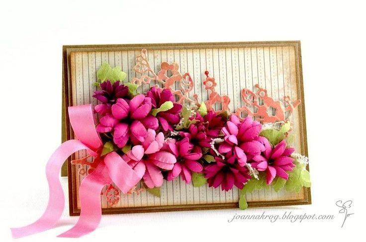 Joanna Krogulec: Urodzinowa / Birthday Card