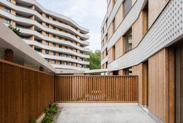 Housing Development Zellweger-Areal, Uster by Gigon & Guyer