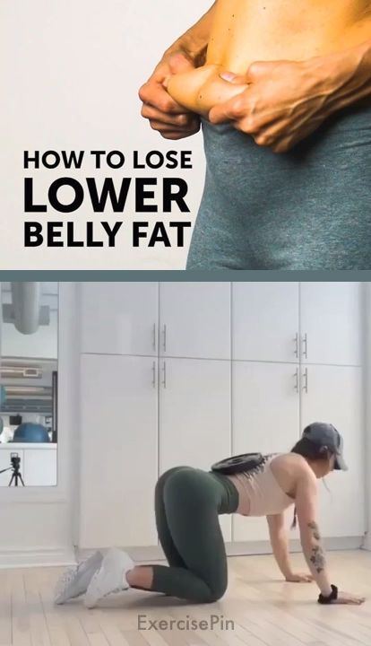 How To Lose Lower Belly Fat – Michelle
