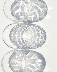Bei wine glasses by COVO