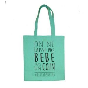 """Canelle et Papillons: Tote Bag """"BB"""" dans un coin"""