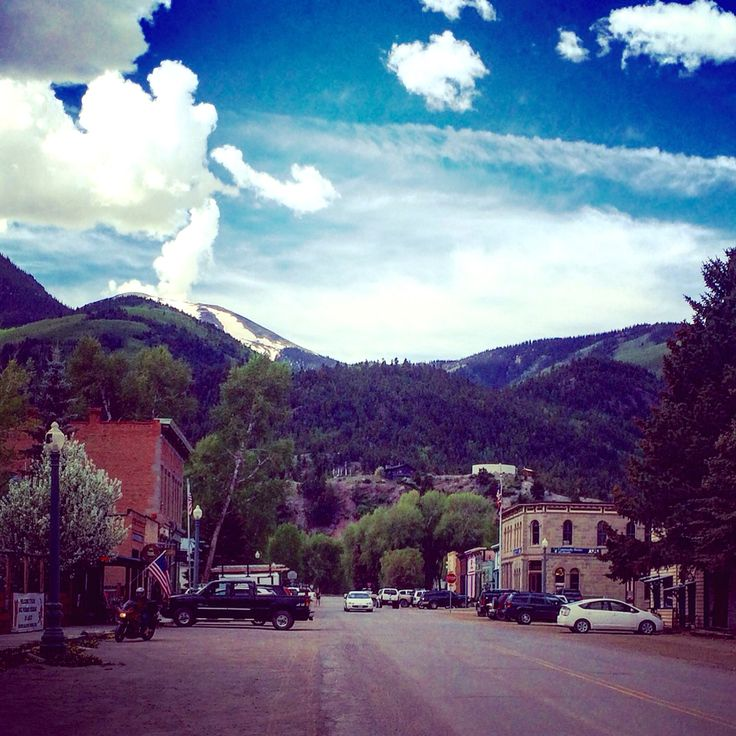 Hometown Lake City, Colorado. Where our hearts reside. ~TL